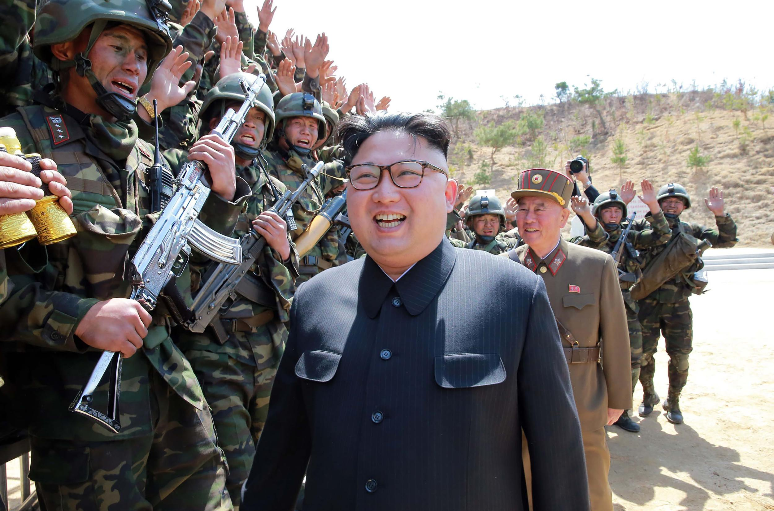North Korea giving up nuclear weapons is 'pipe dream'
