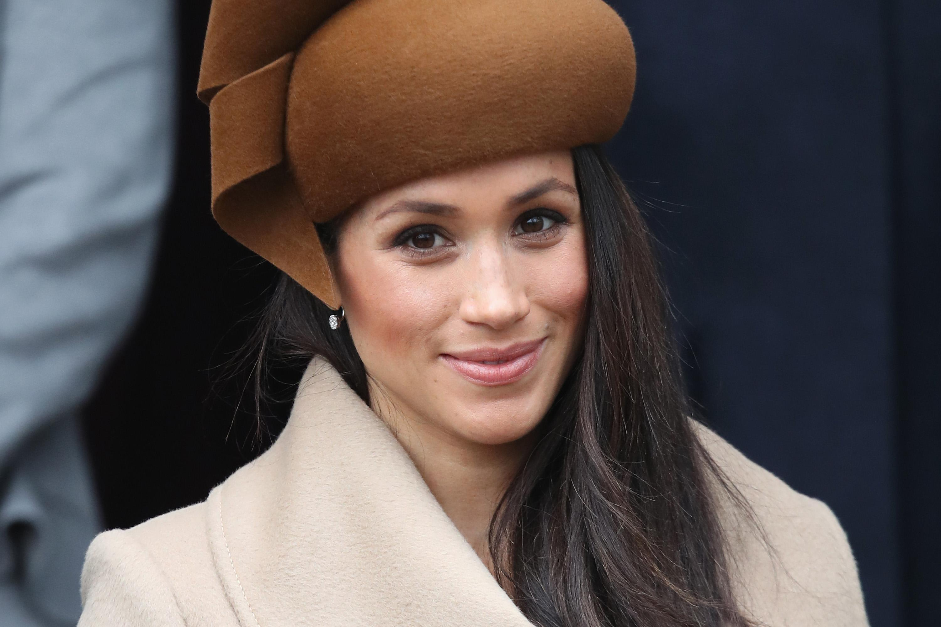 Meghan Markle On Her New Year's Resolutions