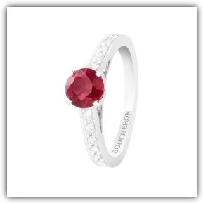 Boucheron Beloved Solitaire ring