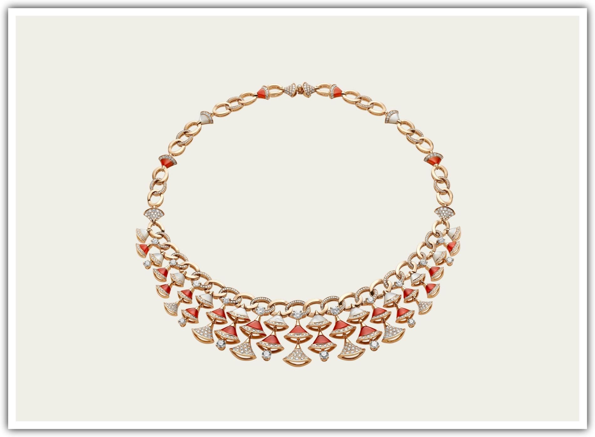 Bulgari Diva's Dream Necklace