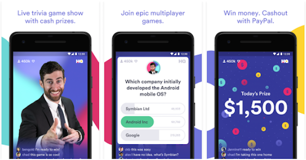 HQ Trivia shuts down after 3 years