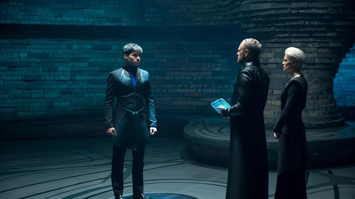 'Krypton' Premiere Date Announced, New Photos Revealed