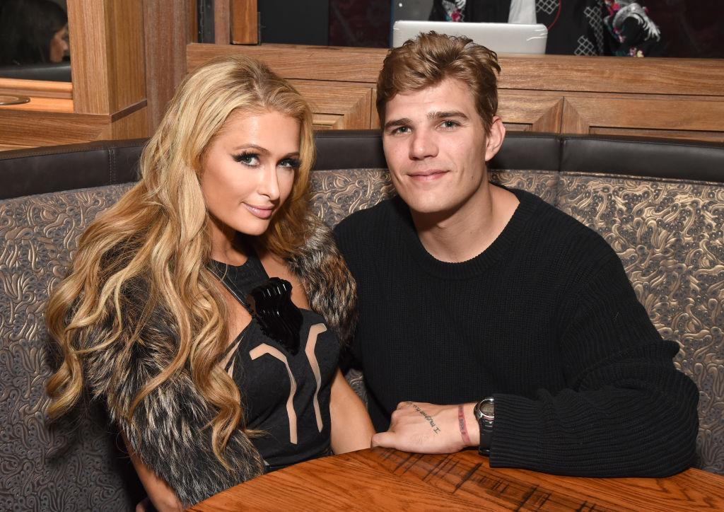 Paris Hilton engaged to 'the love of my life' Chris Zylka
