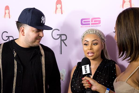 Rob Kardashian Finally Responds To Blac Chyna's Claims That He Abused Her