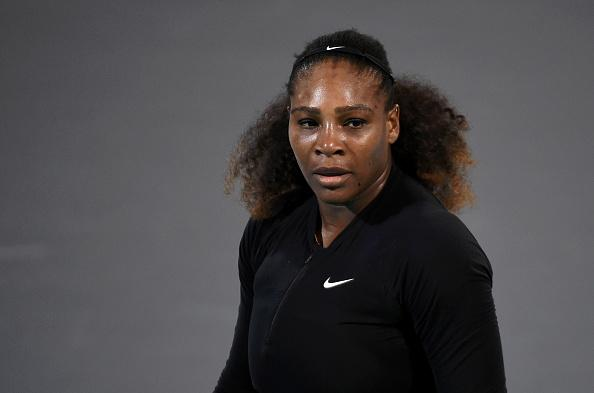 Super close' Serena out of Australian Open