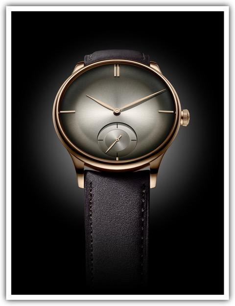 H.Moser&Cie Venturer Small Seconds Purity