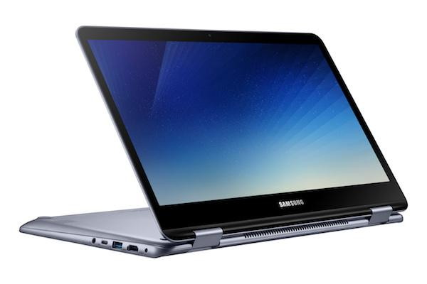 Samsung introduces Notebook 7 Spin (2018)