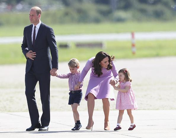 Happy birthday, Catherine! The very pregnant duchess has just turned 36