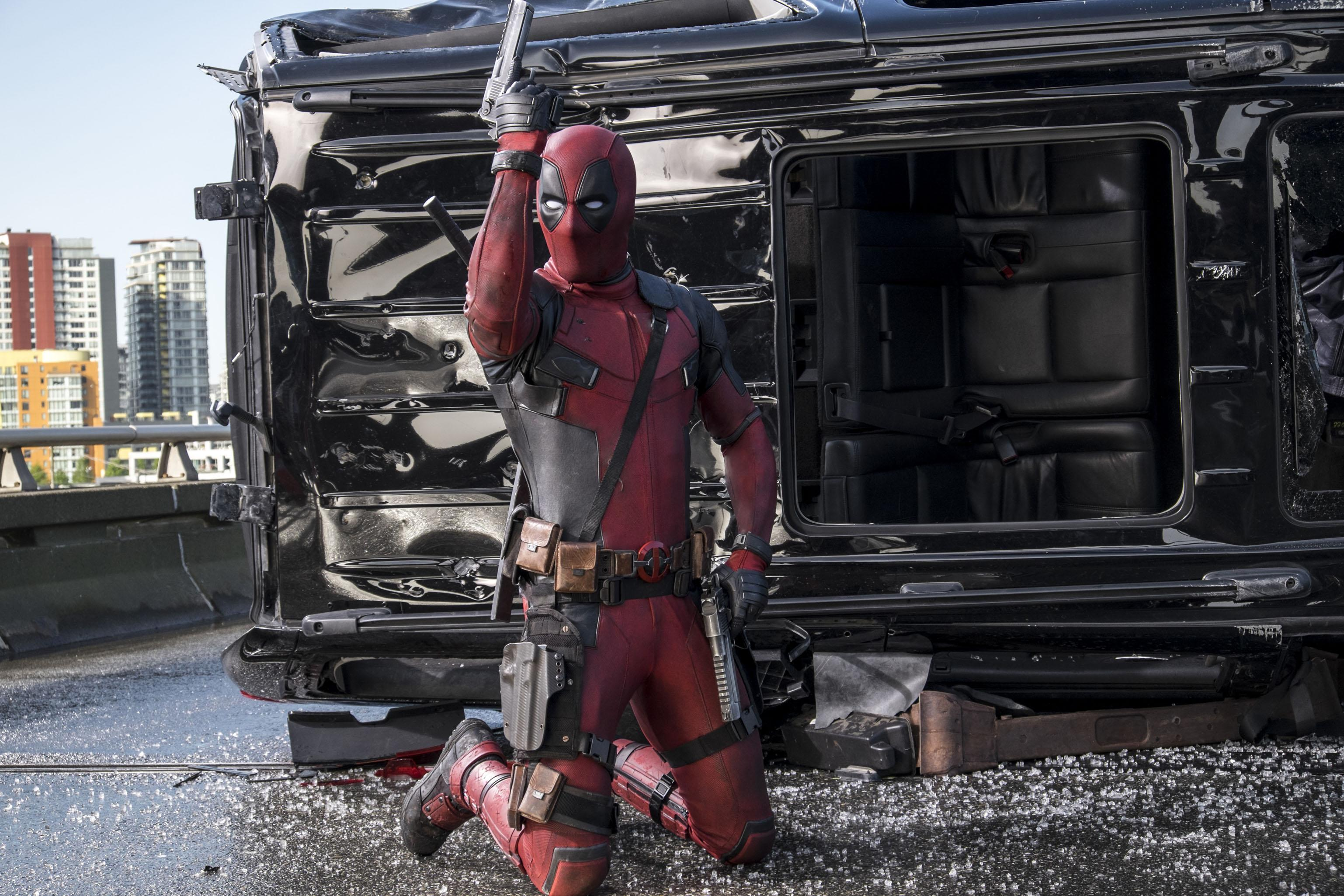 Deadpool 2 Taking On Star Wars Han Solo; Gambit Loses Director