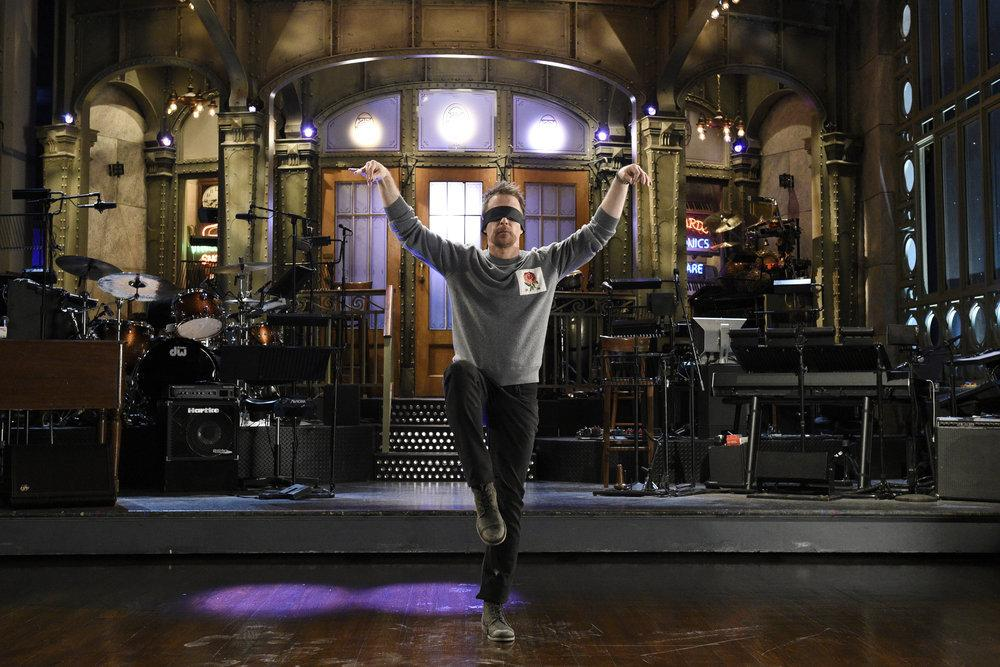 Sam Rockwell Drops F-Bomb on 'SNL'