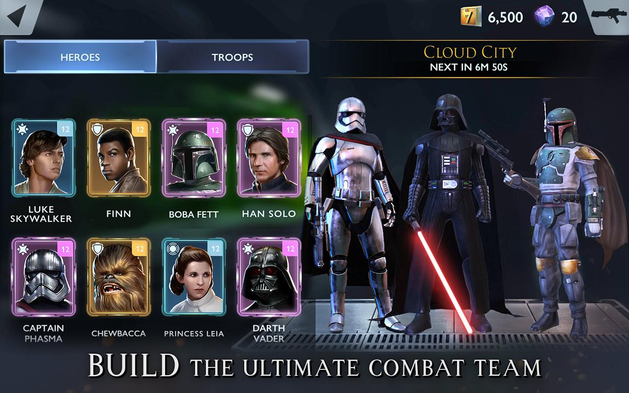 Star Wars: Rivals Action Shooter Announced for Android and iOS