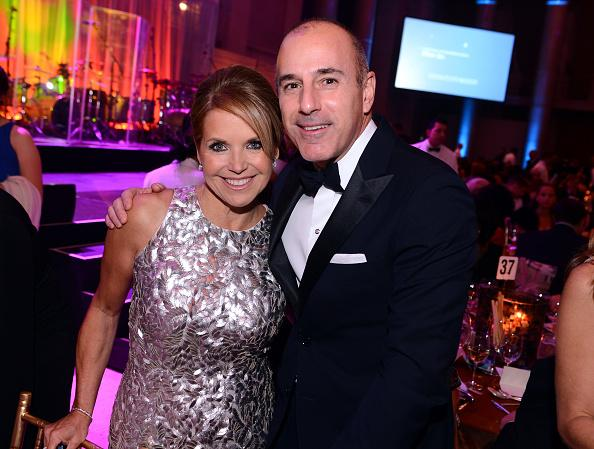 Katie Couric Finally Speaks Publicly On Matt Lauer's Firing