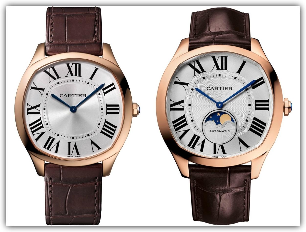Drive de Cartier Extra Flat Moonphase