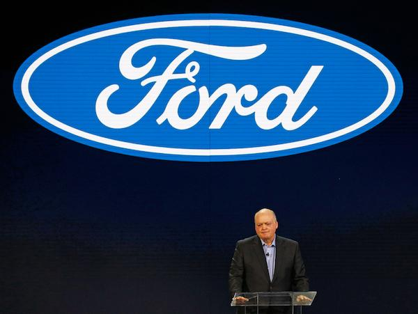 Ford Motors to boost investment in electric and hybrid cars
