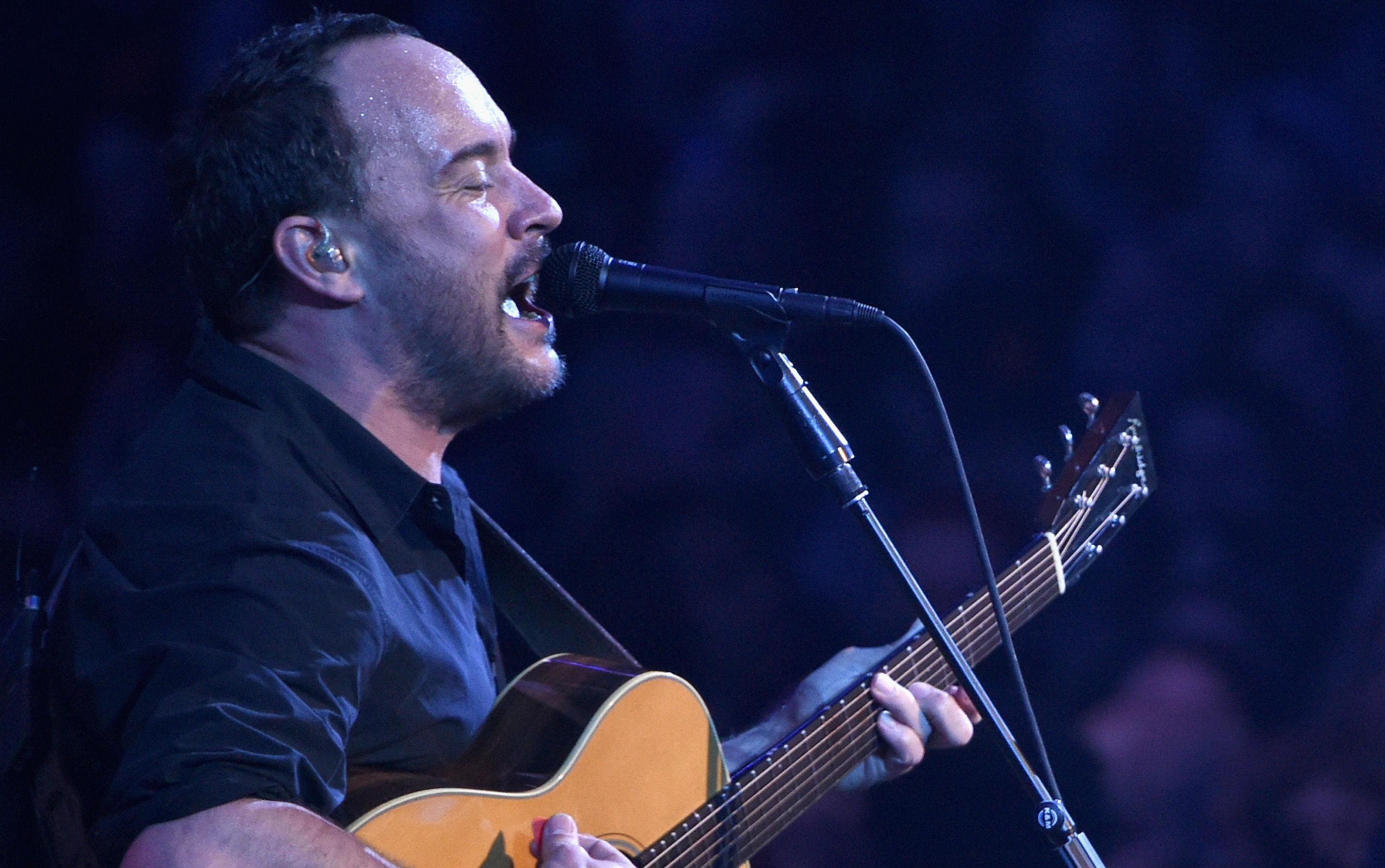 Dave Matthews Band hitting DTE on summer tour