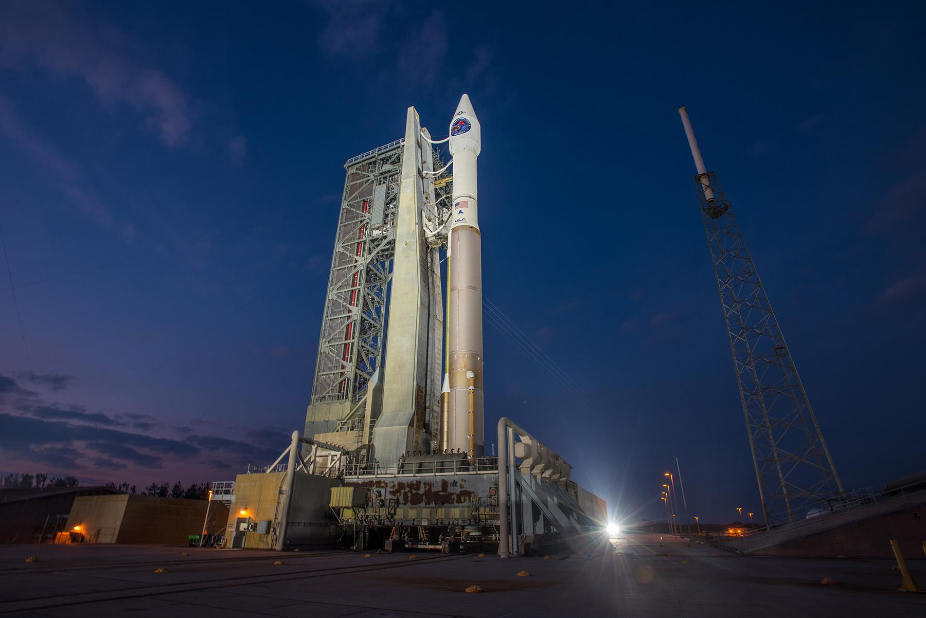 United Launch Alliance Sending Up SBIRS Missile-Detecting Payload