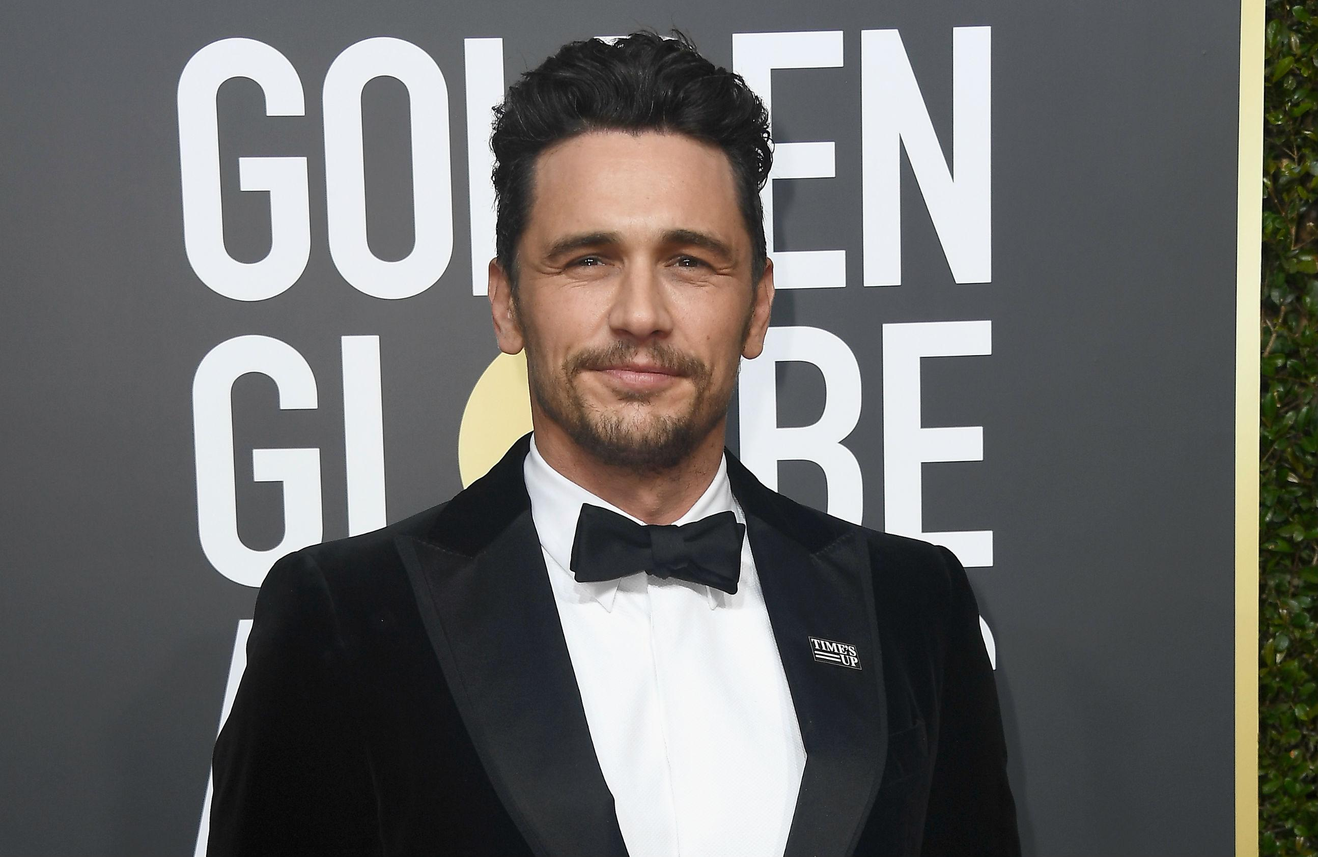 James Franco accuser: He's no Harvey Weinstein