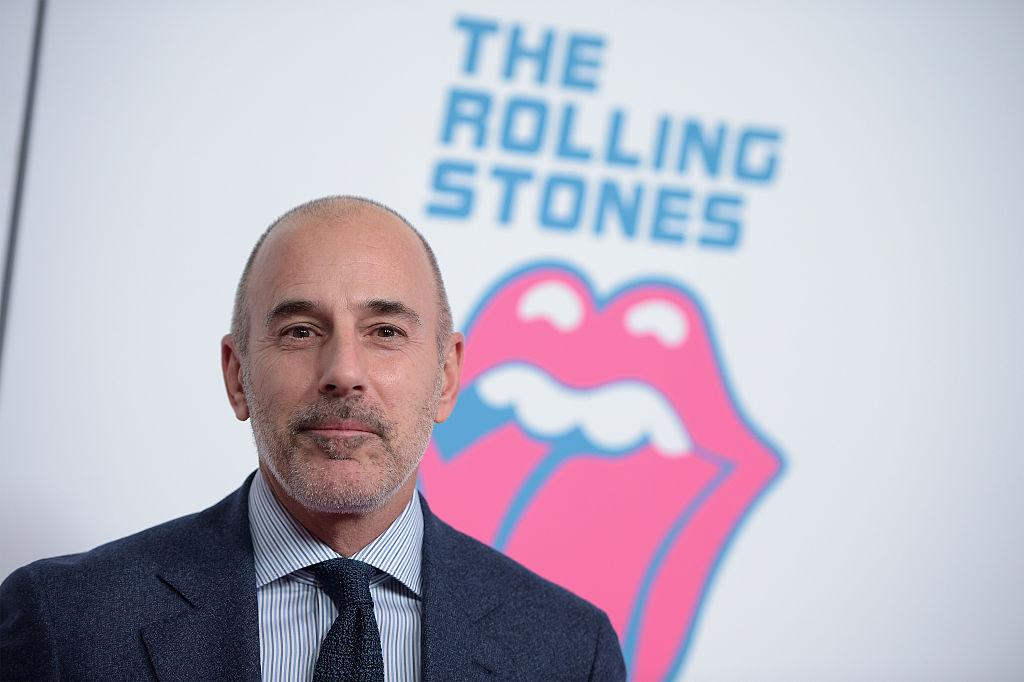 Matt Lauer's Wife Kicks Him out of Family's Hamptons Home