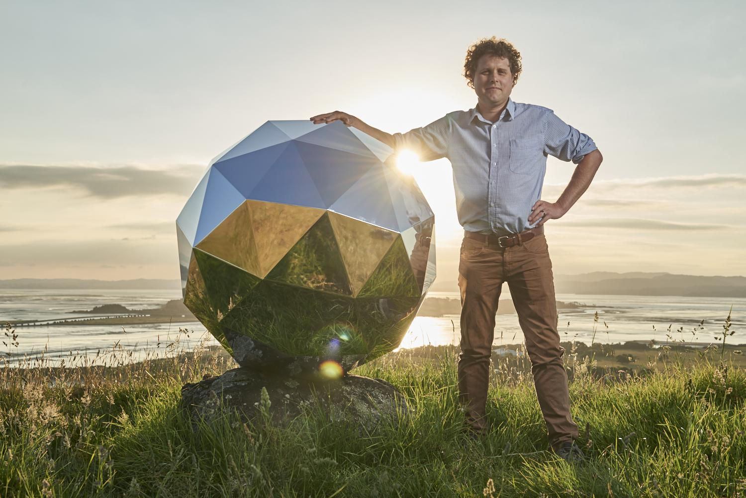 Rocket Lab puts disco ball into orbit