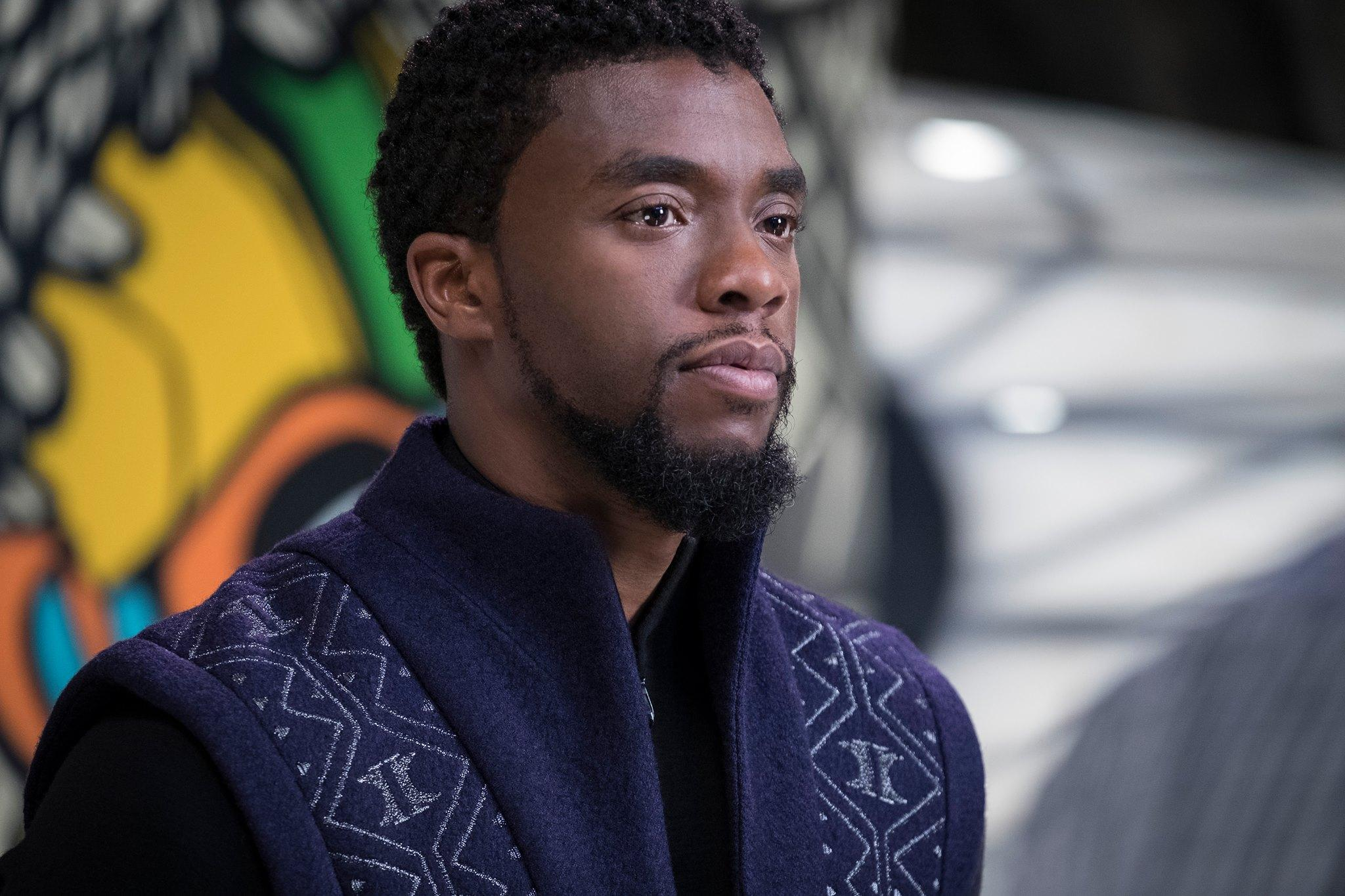 Is Captain America in Black Panther?