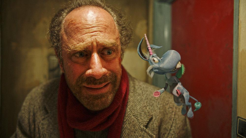 SYFY renews Christopher Meloni's 'Happy!' for Season 2