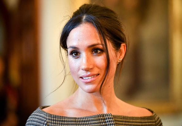 This Is What Meghan Markle's First Engagement Ring Looked Like