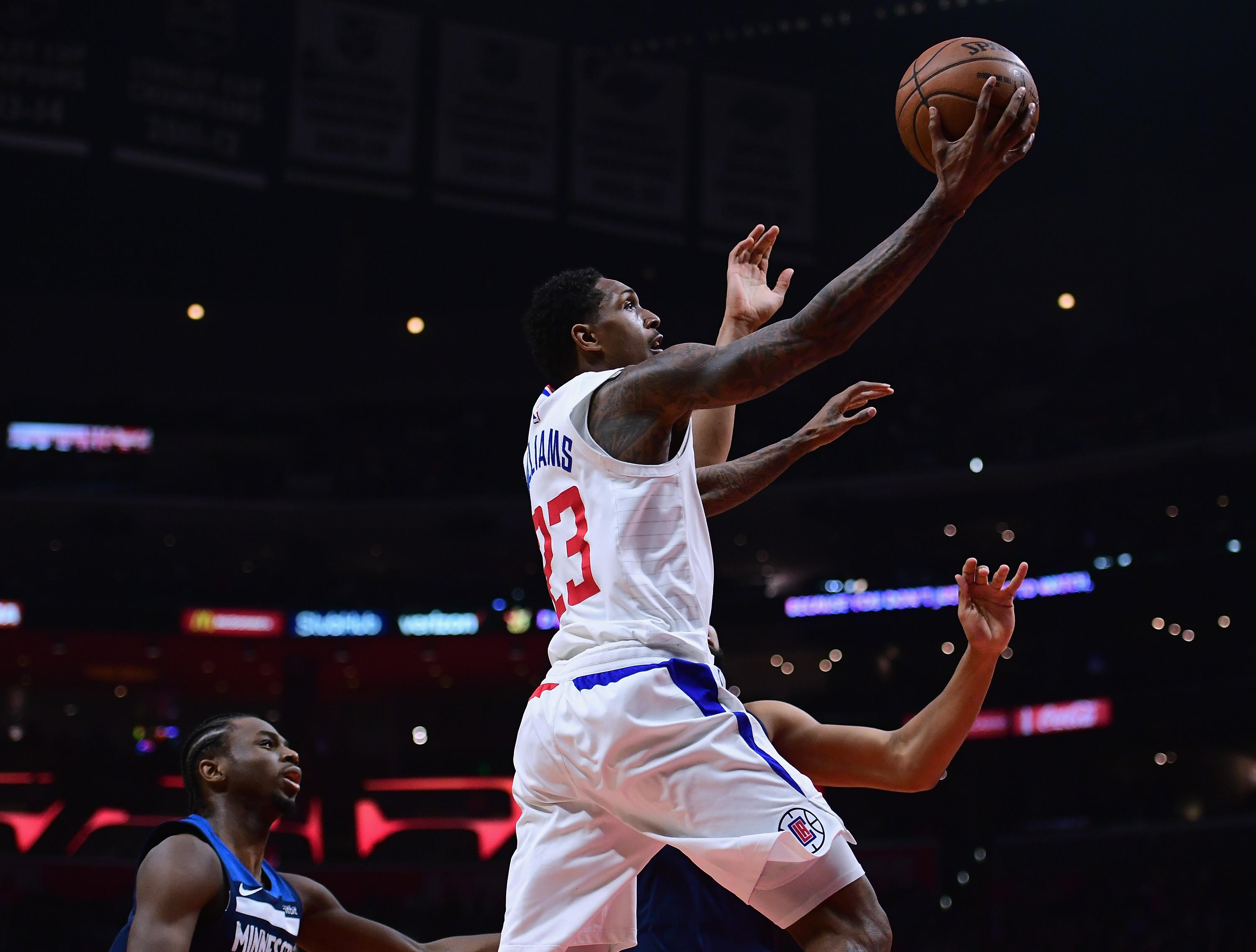 Clippers nearing contract extension of Lou Williams