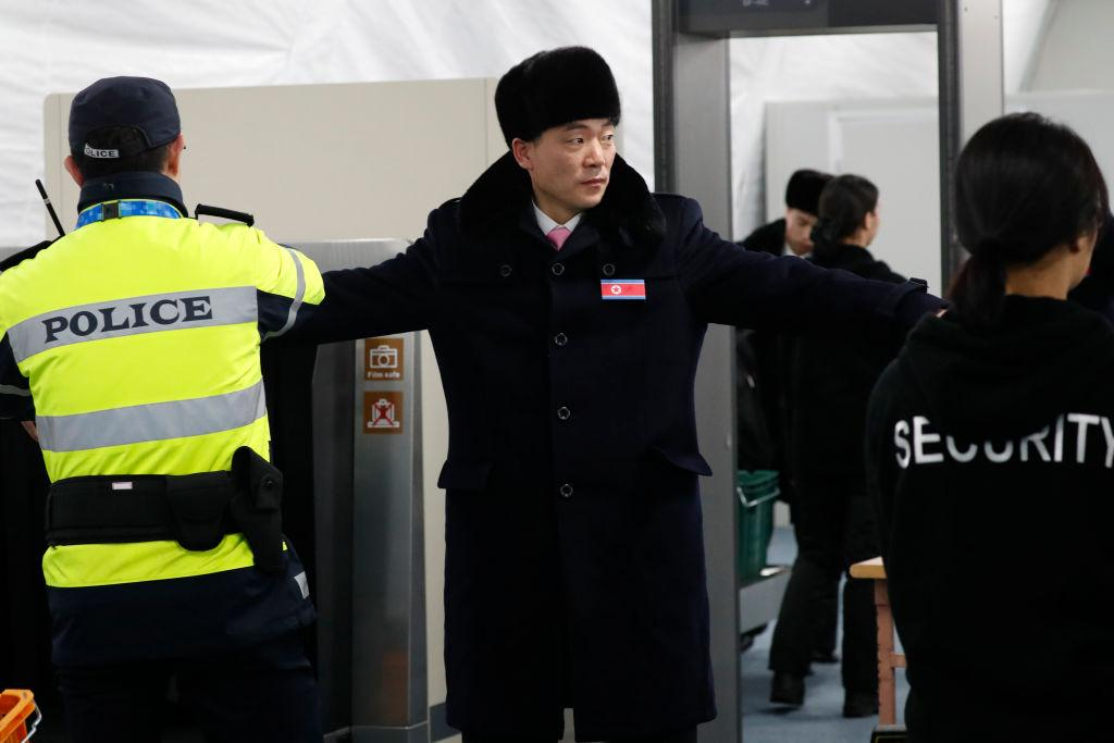 Korean hostility thaws at Winter Olympics