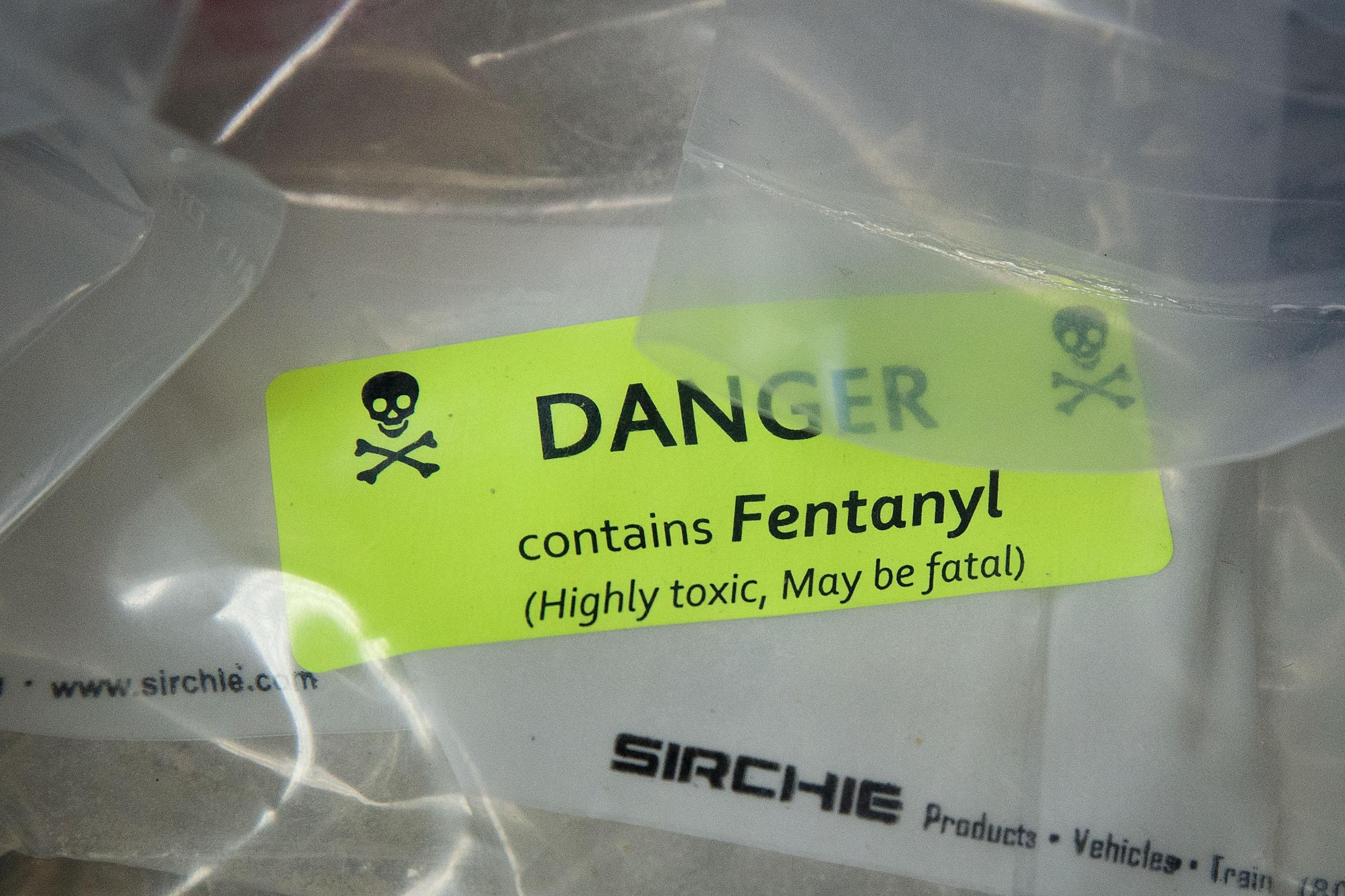 Almost 9 Pounds of Fentanyl Found Hidden In Wrapped Fish