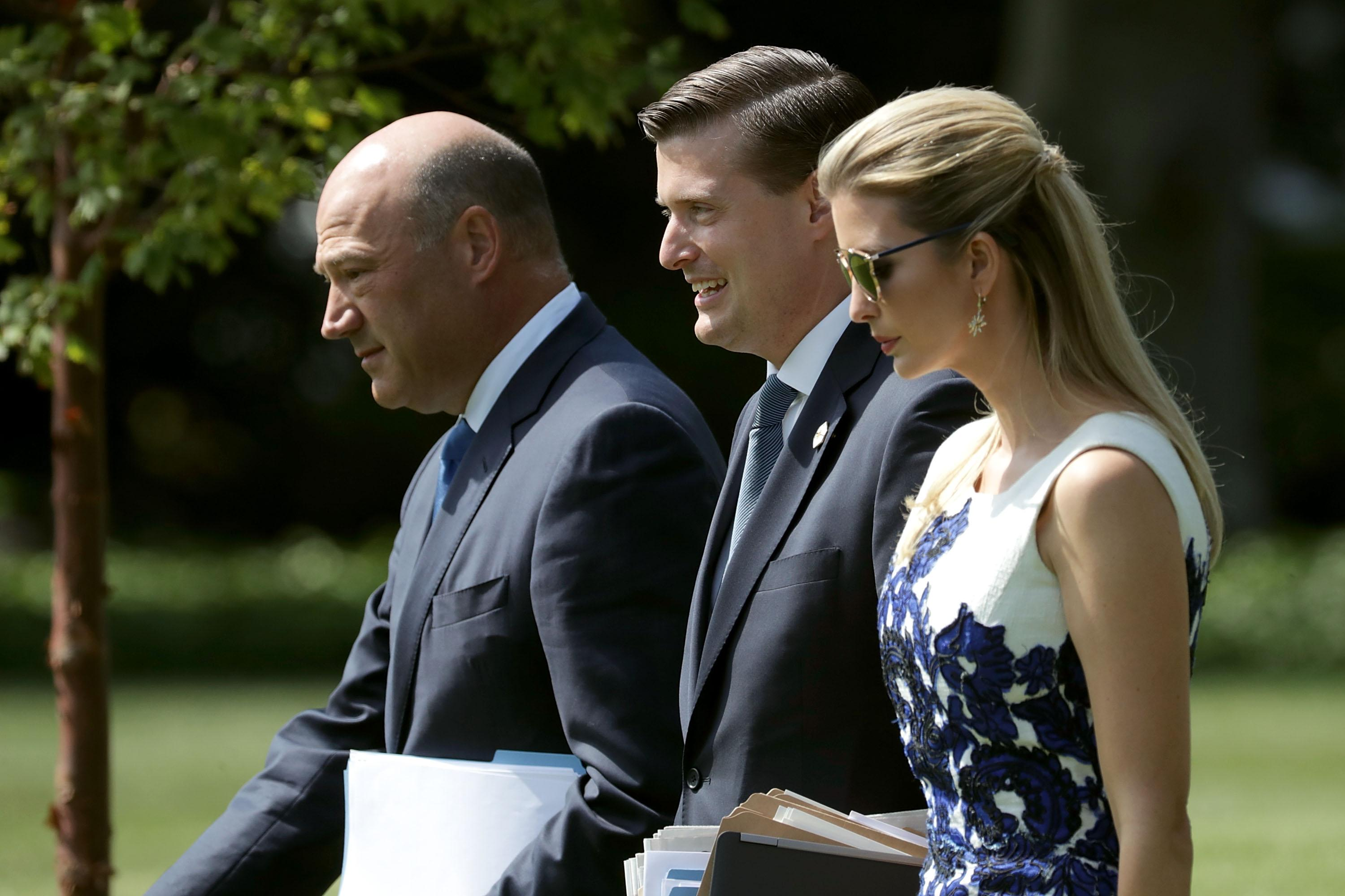 Trump's confidantes explain the confounding reason Trump won't fire John Kelly