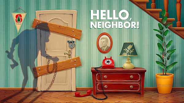 Hello Neighbor and Other Tiny Build Games Coming To Switch
