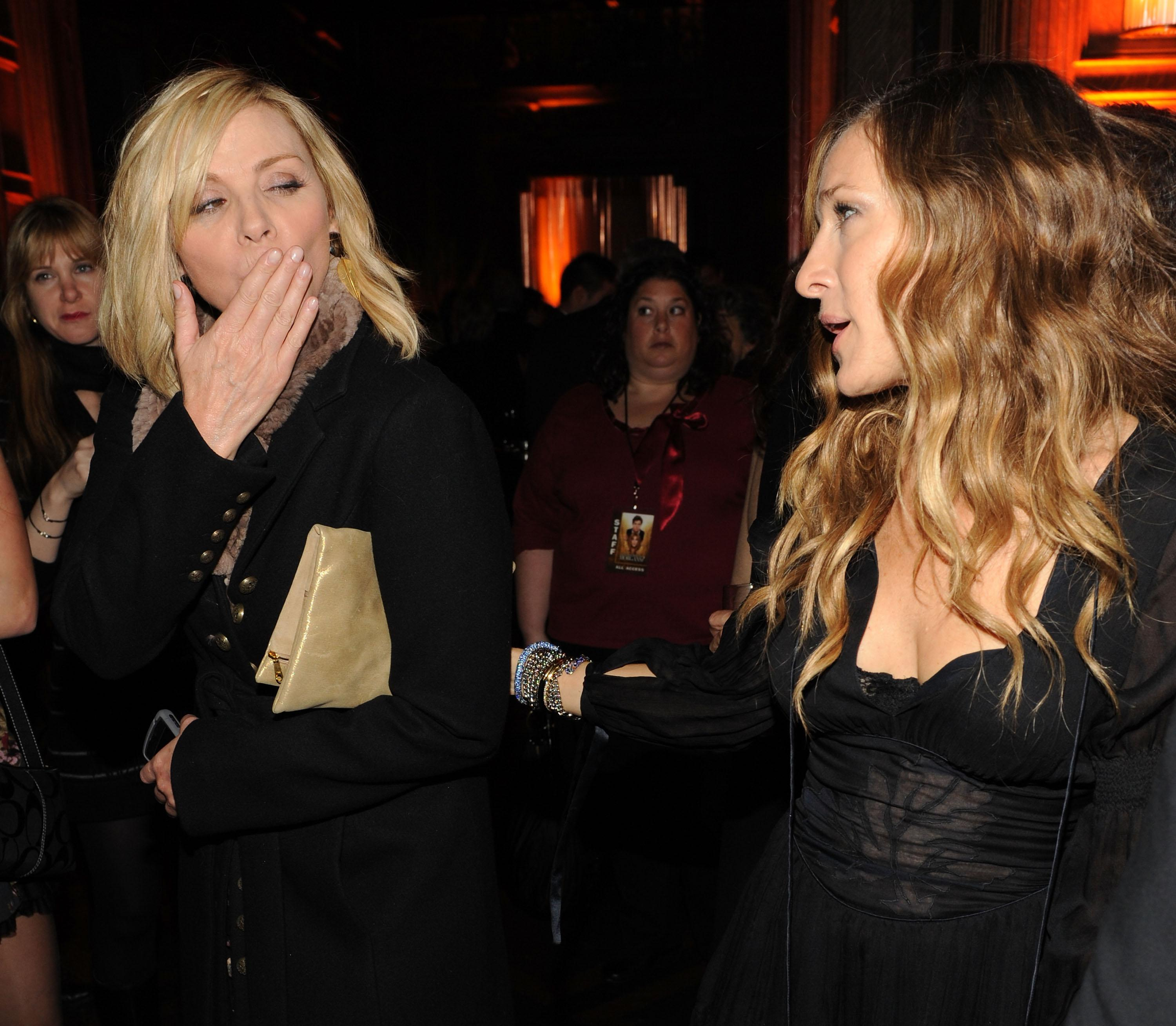 Sarah Jessica Parker Says There Is No Feud With Kim Cattrall