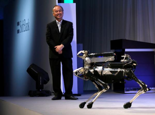 Meet Boston Dynamics' four-legged robot which can open doors