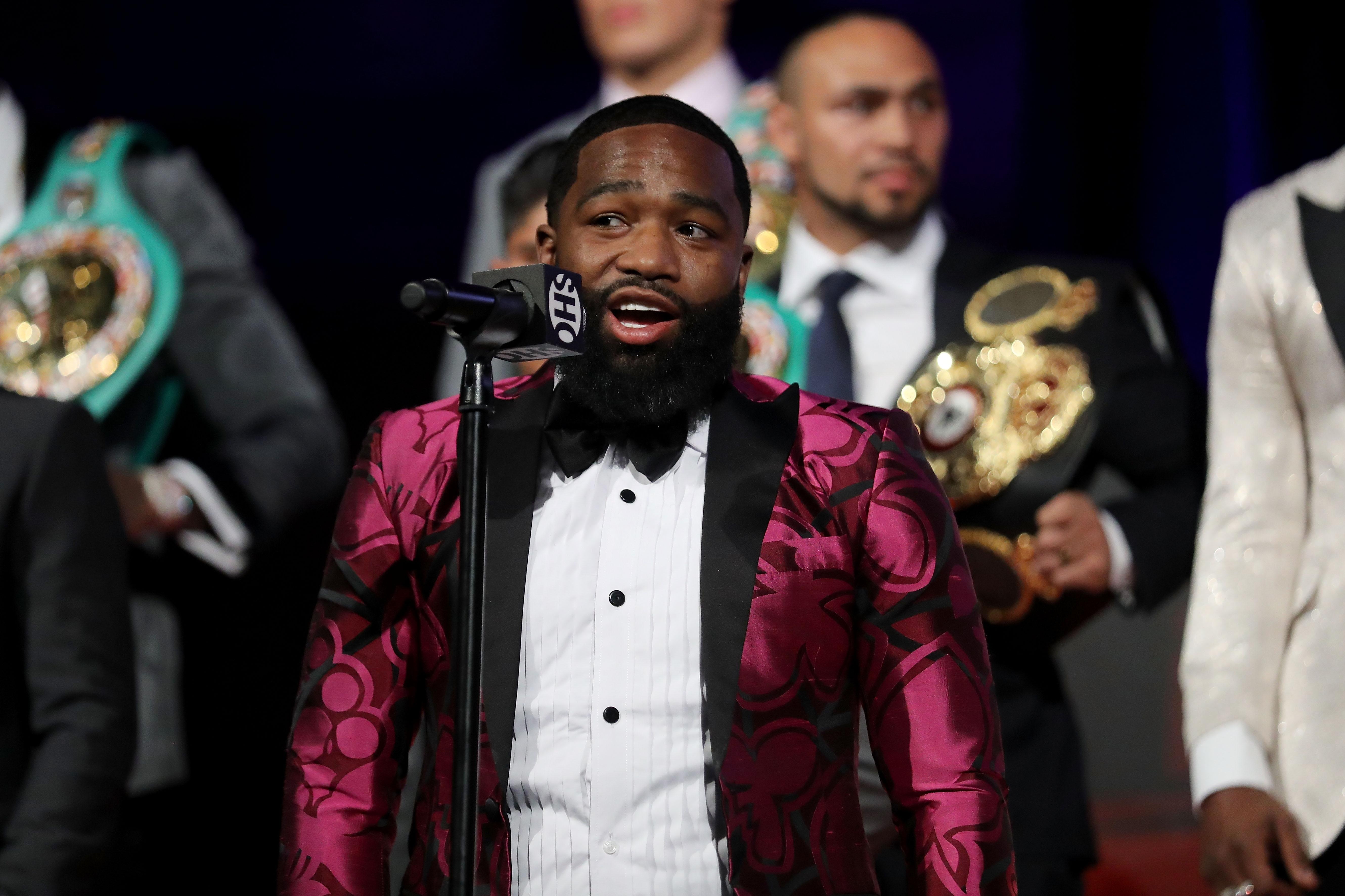 Broner arrested for Sexual Battery