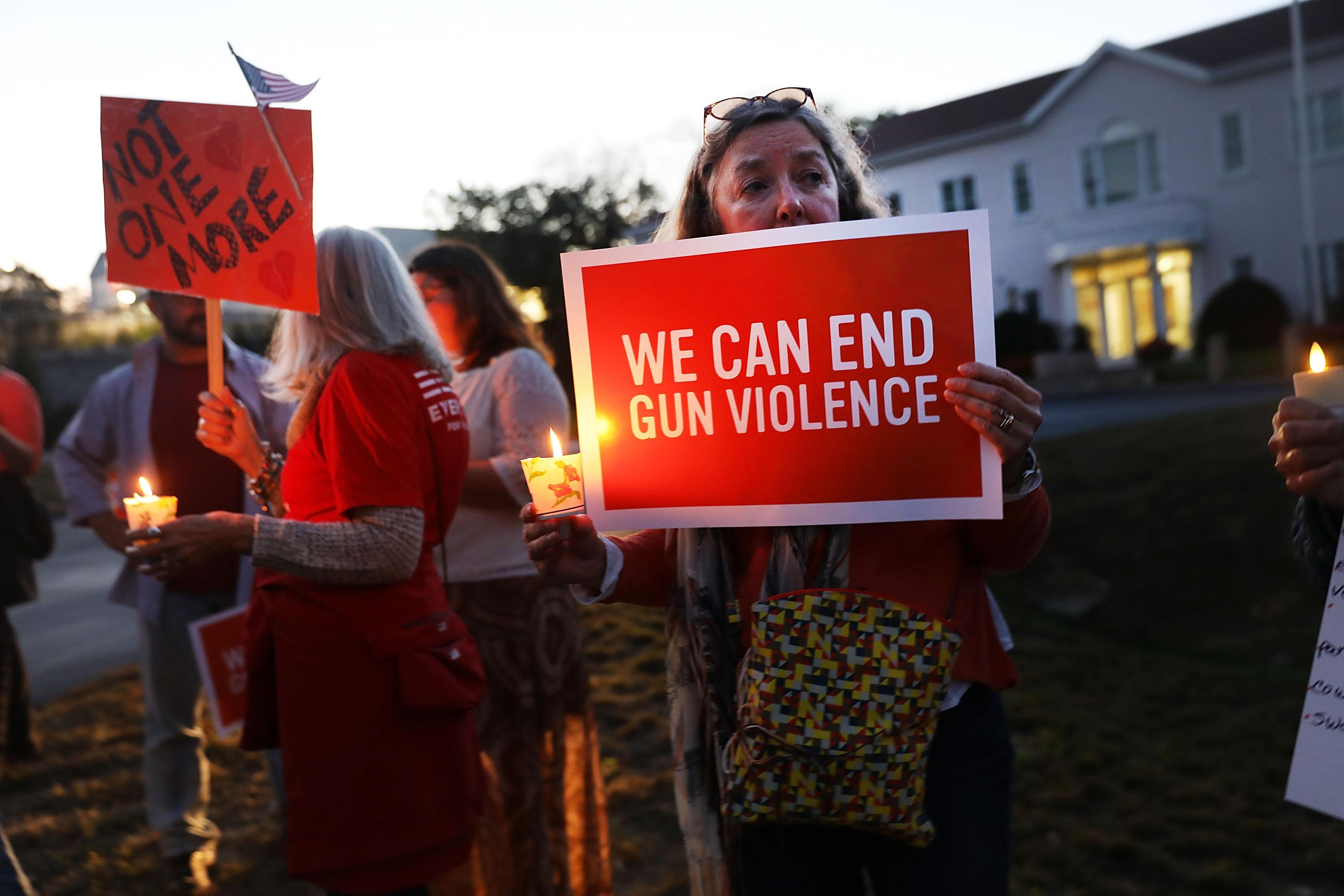 When will politicians actually do something about mass shootings?