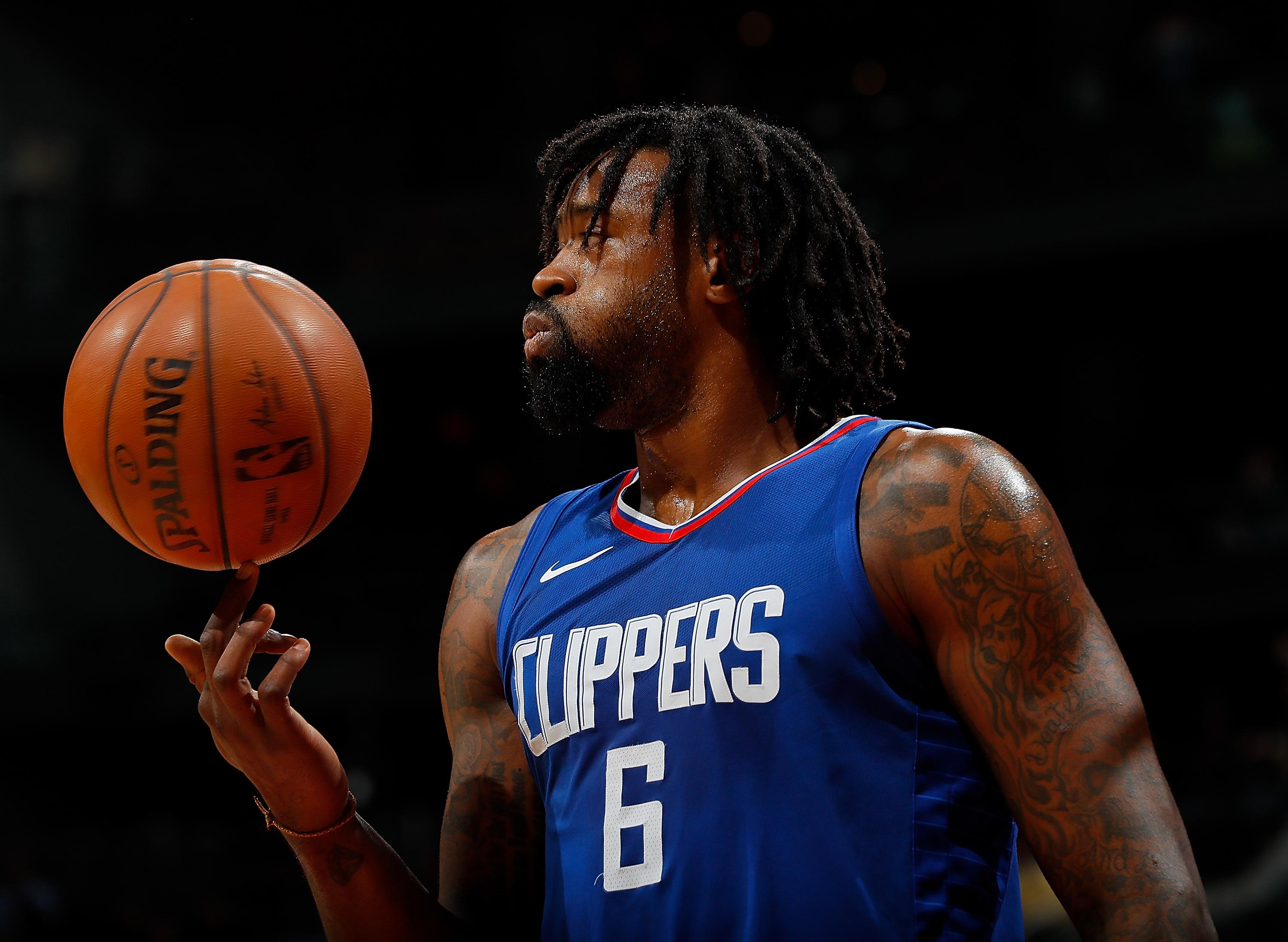 The Cleveland Cavaliers nearly  had DeAndre Jordan