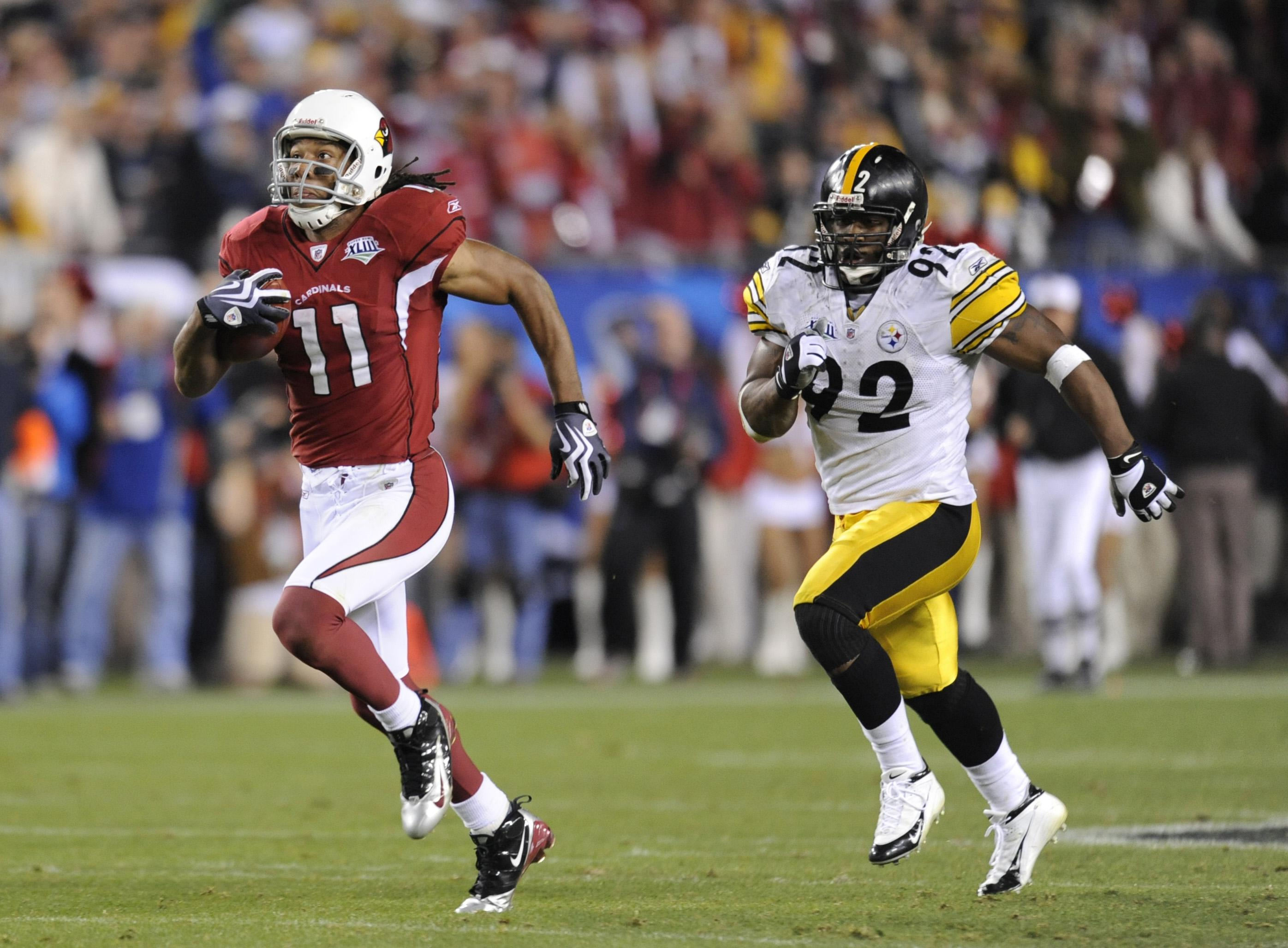 Larry Fitzgerald to return to Cardinals for 2018 season