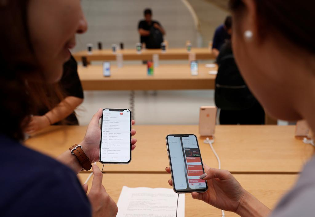 Apple working to fix bug causing device crash