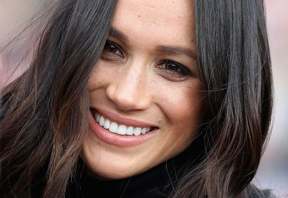 Meghan Markle thanks fan in Filipino