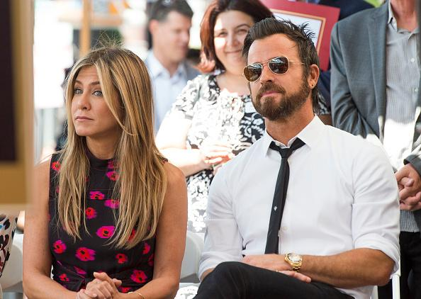 Jennifer Aniston and Justin Theroux may not have been married at all