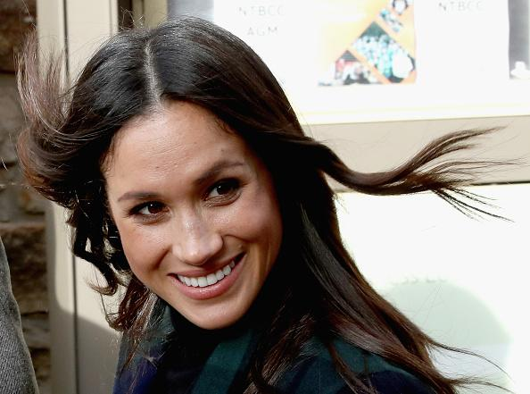 Racist' white powder letter sent to Meghan Markle