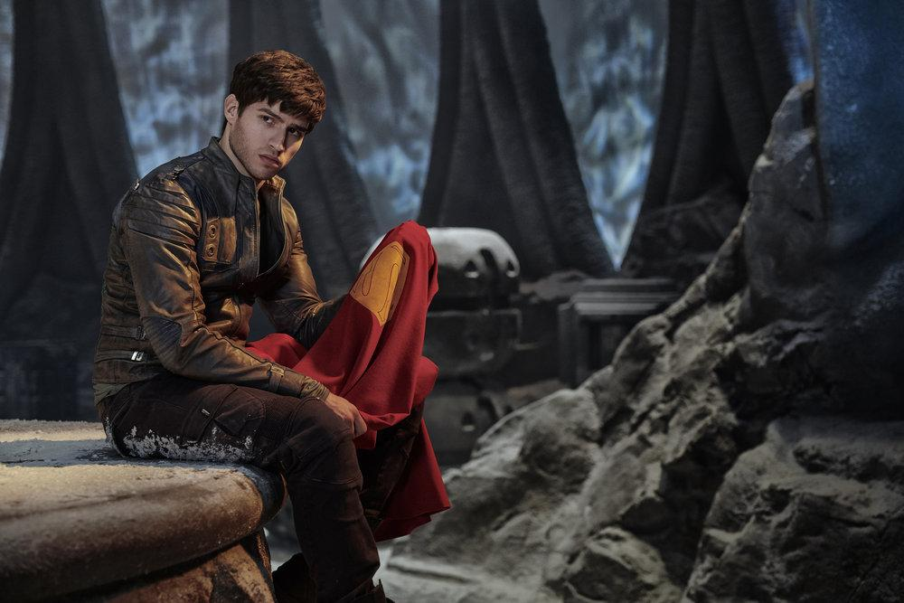 'Krypton': First Look at Brainiac