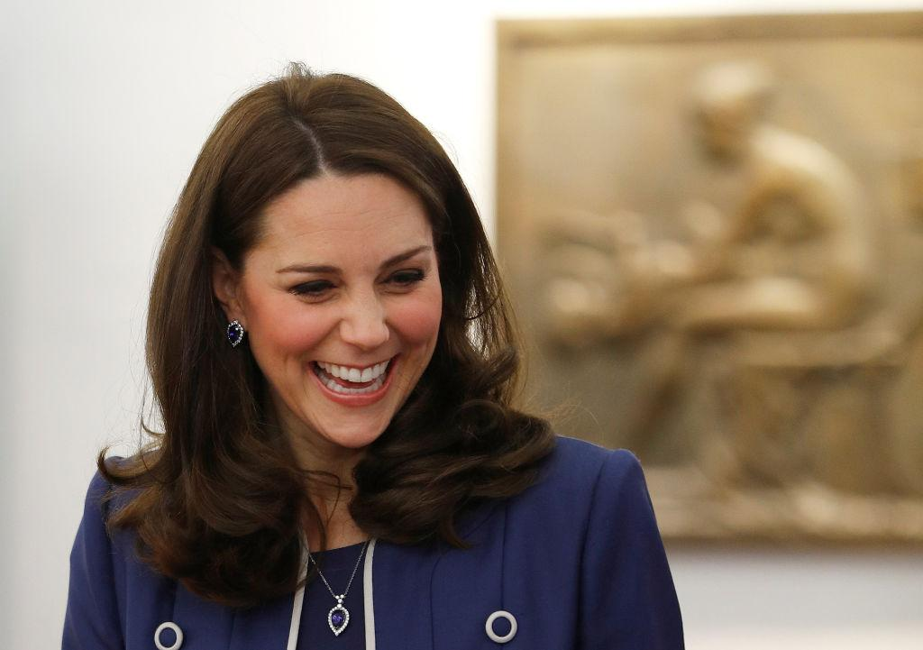 Kate Middleton reveals her secret to stay always on top