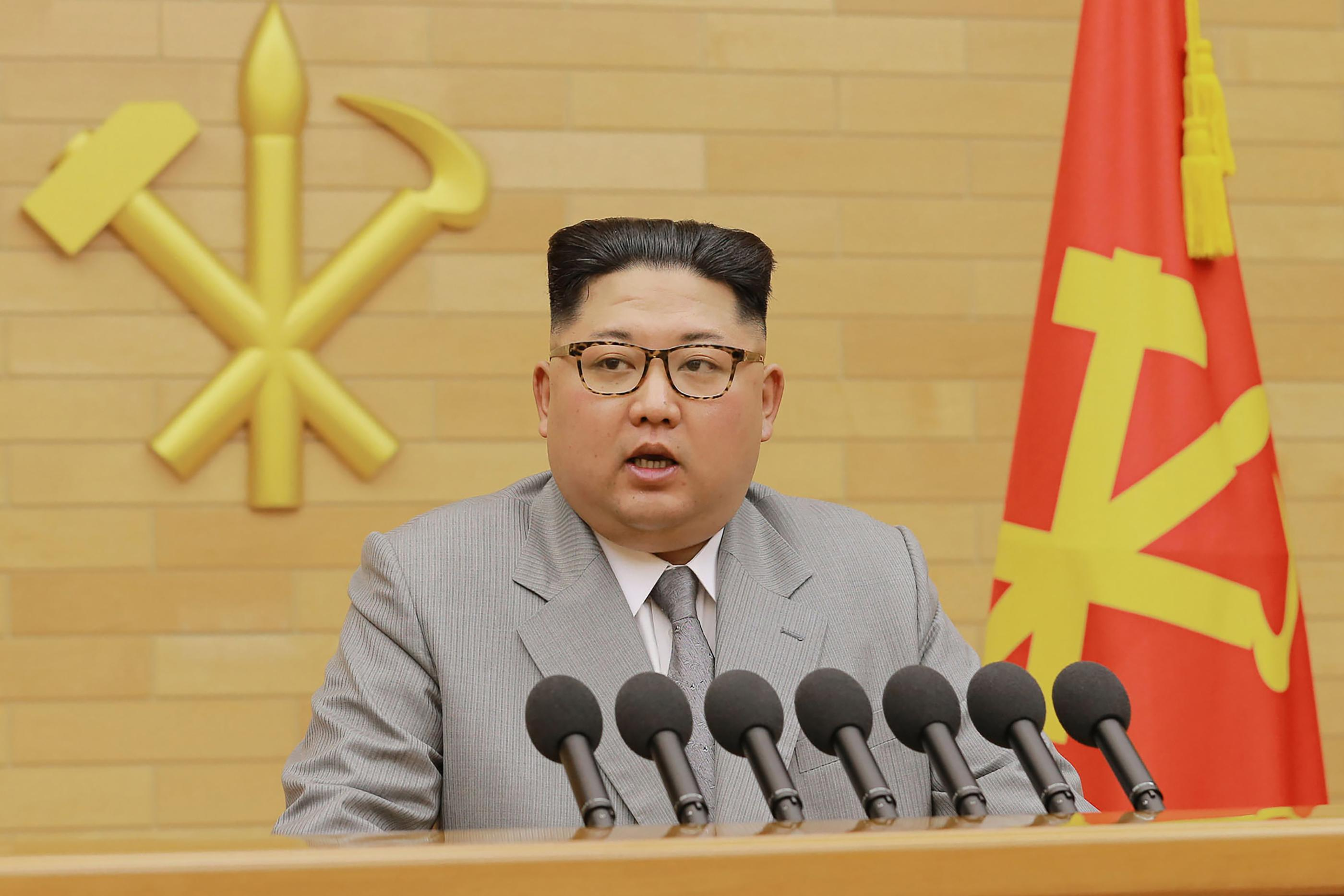 Kim Jong-Un's secret Brazilian passport discovered