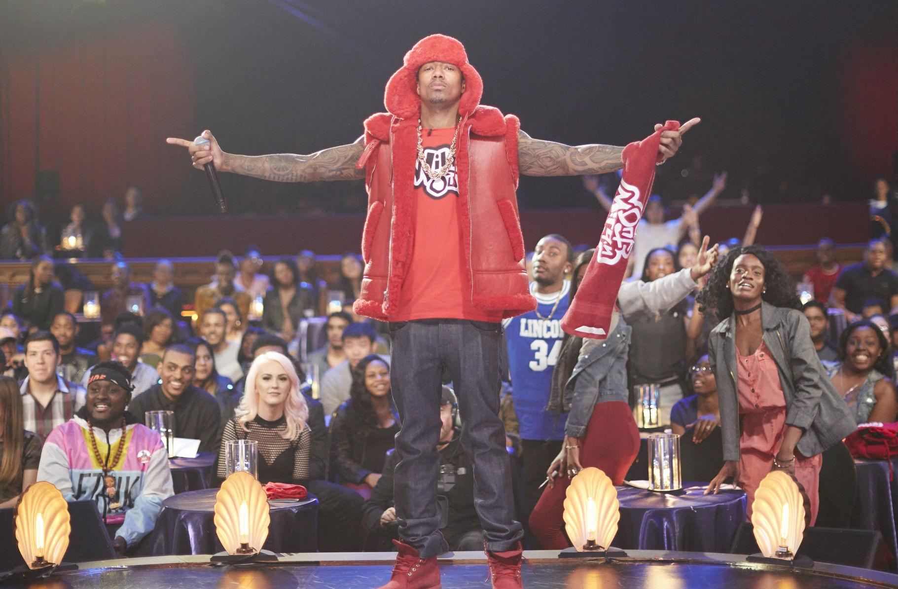 wild n out scripted nick cannon