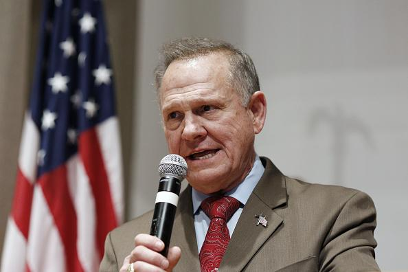 Roy Moore Asks Supporters To Fund Legal Expenses