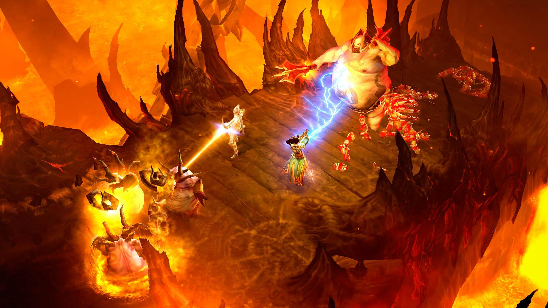 Rumor: Blizzard is allegedly porting Diablo 3 to the Switch after all