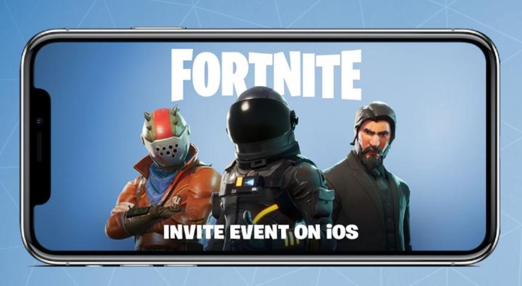 Fortnite Battle Royale Mobile Getting PS4 Cross Play And Progression