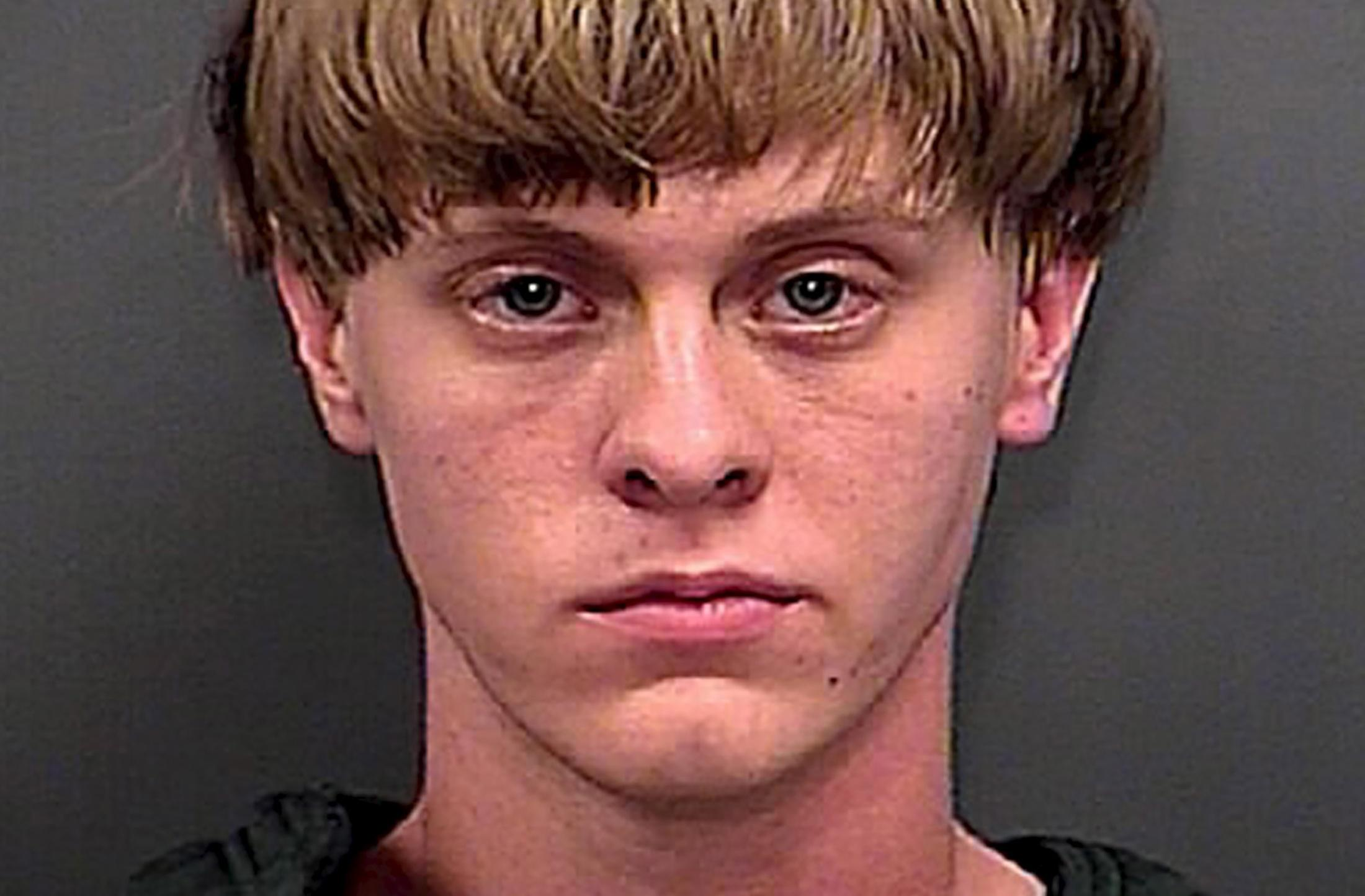 Dylann Roof's sister arrested on weapons charges after alarming Snapchat post