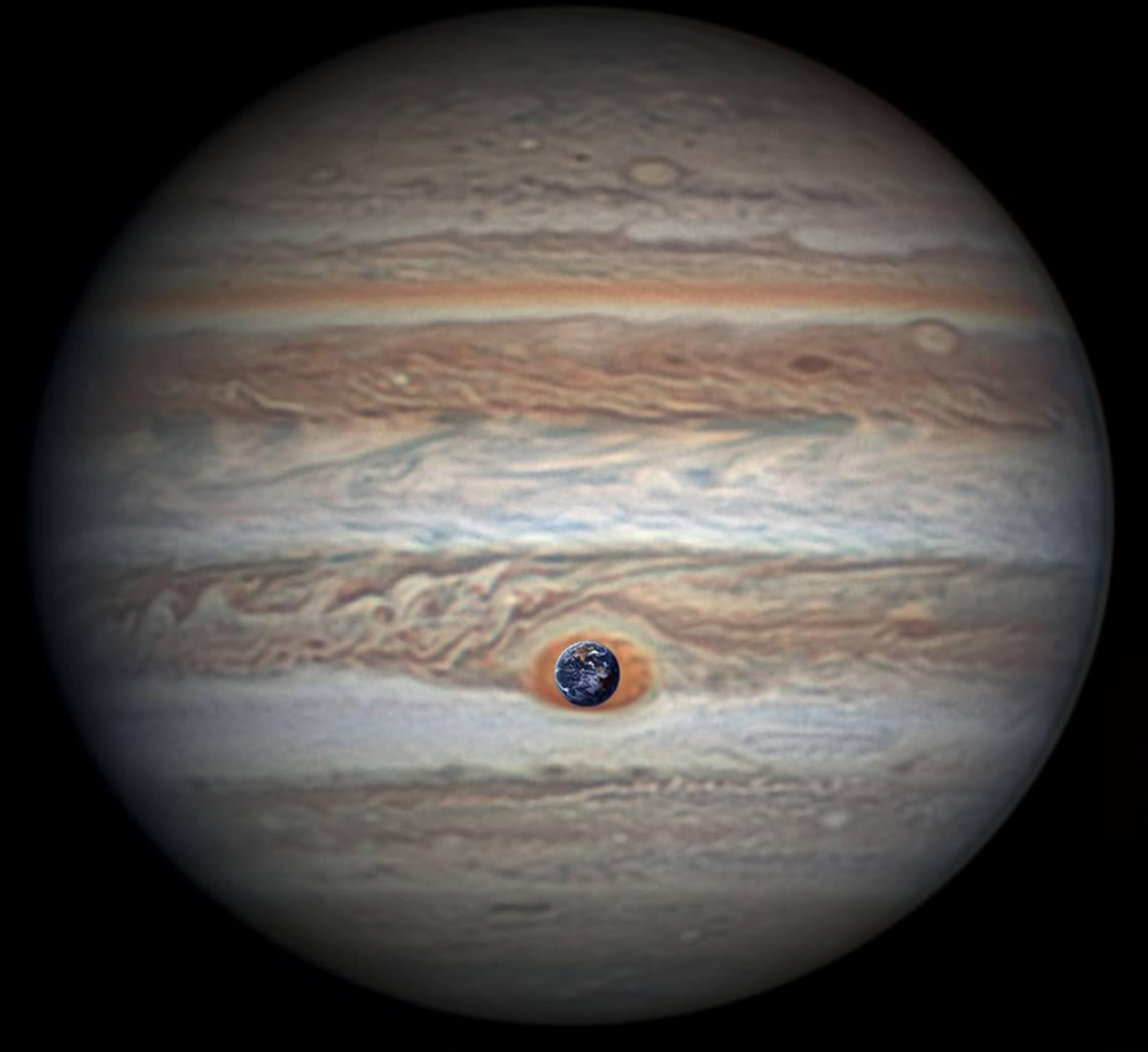 Scientists Claim Great Red Spot On Jupiter Is Not Dying